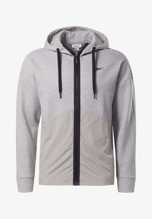 TRAINING SUPPLY HOODIE - Collegetakki - grey