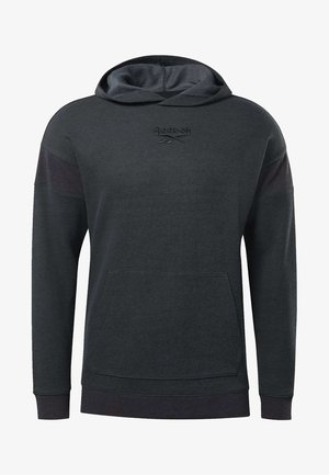 TRAINING ESSENTIALS HOODIE - Hoodie - black