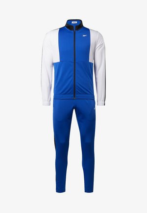 MEET YOU THERE TRACK SUIT - Trainingspak - humble blue