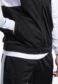 Reebok - MEET YOU THERE TRACK SUIT - Träningsset - black - 3