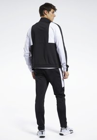 Reebok - MEET YOU THERE TRACK SUIT - Träningsset - black - 2