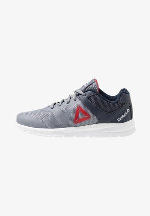 RUSH RUNNER - Neutral running shoes - grey/navy/red/white