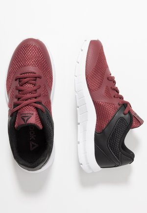 RUSH RUNNER - Neutral running shoes - maroon/black
