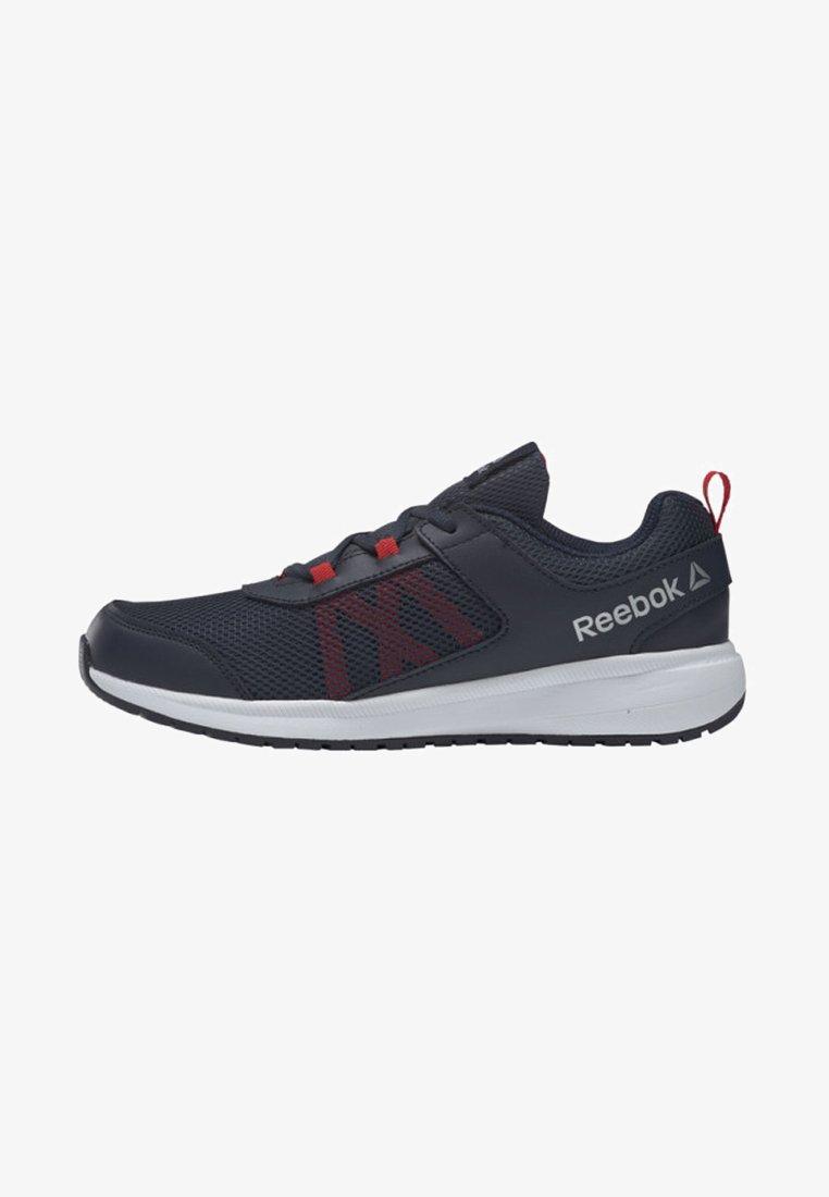 Reebok - ROAD SUPREME - Neutrální běžecké boty - navy/red/silver