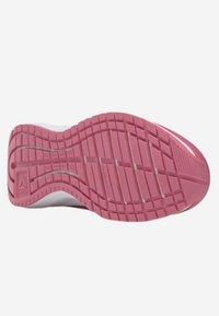 Reebok - ROAD SUPREME - Hardloopschoenen neutraal - pink/iridescent - 8