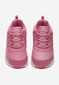 Reebok - ROAD SUPREME - Hardloopschoenen neutraal - pink/iridescent - 1