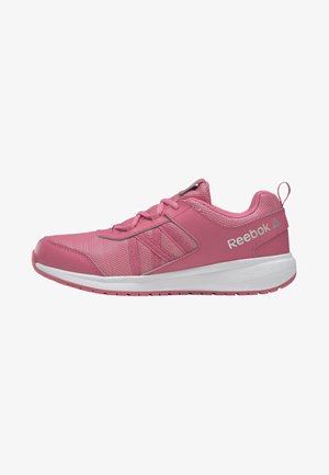 ROAD SUPREME - Neutral running shoes - pink/iridescent