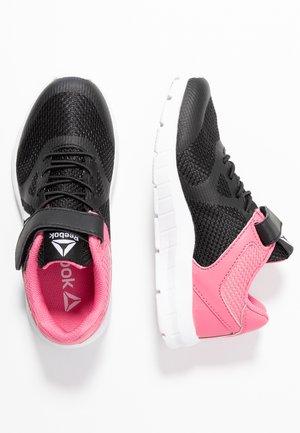 RUSH RUNNER ALT - Hardloopschoenen neutraal - black/pink