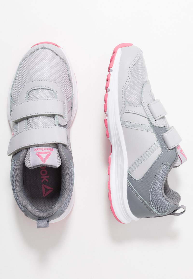 Reebok - ALMOTIO 4.0 2V - Laufschuh Neutral - grey/pink