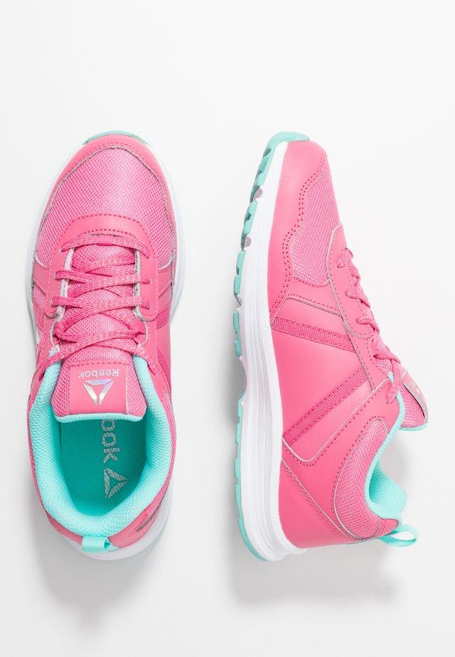 ALMOTIO 4.0 - Zapatillas de running neutras - pink/blue