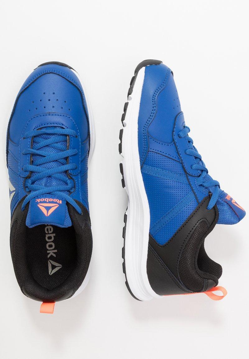 Reebok - ALMOTIO 4.0 - Neutral running shoes - royal/black/orange/pewter