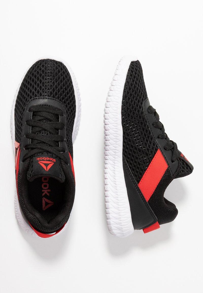 Reebok - FLEXAGON ENERGY - Sportschoenen - black/red