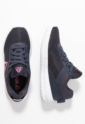 FLEXAGON ENERGY - Chaussures d'entraînement et de fitness - navy/pink