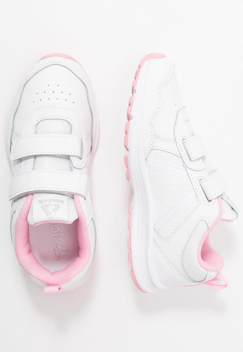 Reebok - ALMOTIO 4.0 - Laufschuh Neutral - white/light pink