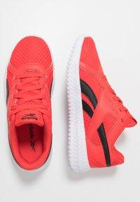 Reebok - FLEXAGON ENERGY 2.0 - Sports shoes - rad red/black - 0