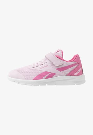 RUSH RUNNER 2.0 ALT - Neutral running shoes - pixel pink/posh pink /white