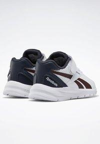 Reebok - REEBOK RUSH RUNNER 2.0 SHOES - Sneakersy niskie - white - 3