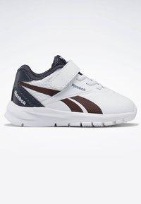 Reebok - REEBOK RUSH RUNNER 2.0 SHOES - Sneakersy niskie - white - 5