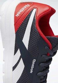 Reebok - REEBOK RUSH RUNNER 2.0 SHOES - Obuwie do biegania treningowe - blue - 7
