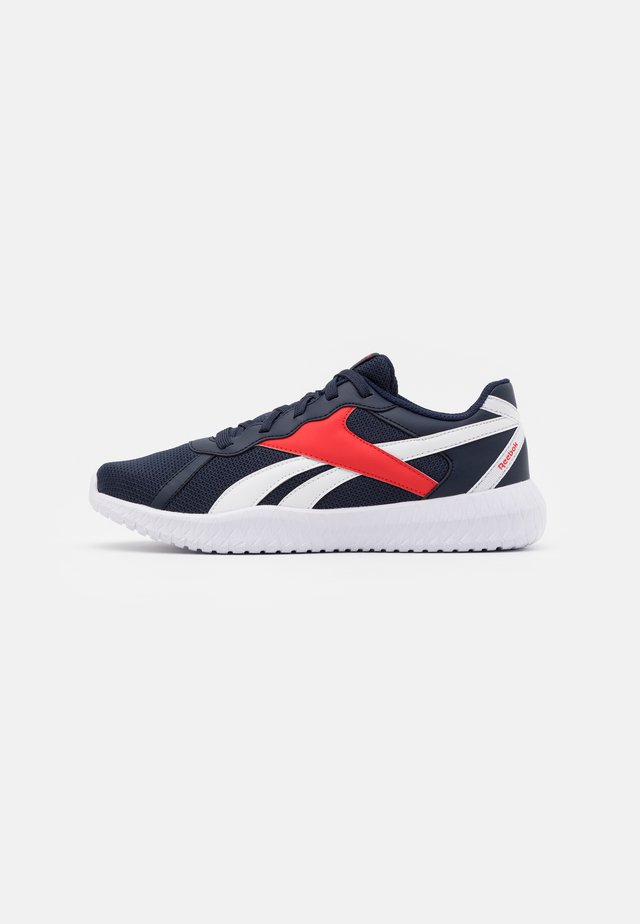 FLEXAGON ENERGY 2.0 - Træningssko - navy/white/red