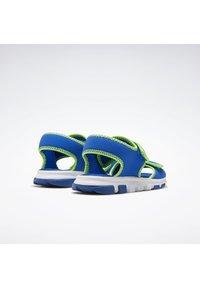 Reebok - WAVE GLIDER III SANDALS - Sandales de randonnée - blue - 3