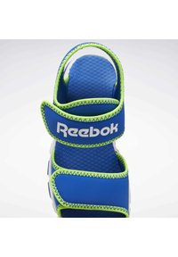 Reebok - WAVE GLIDER III SANDALS - Sandales de randonnée - blue - 11