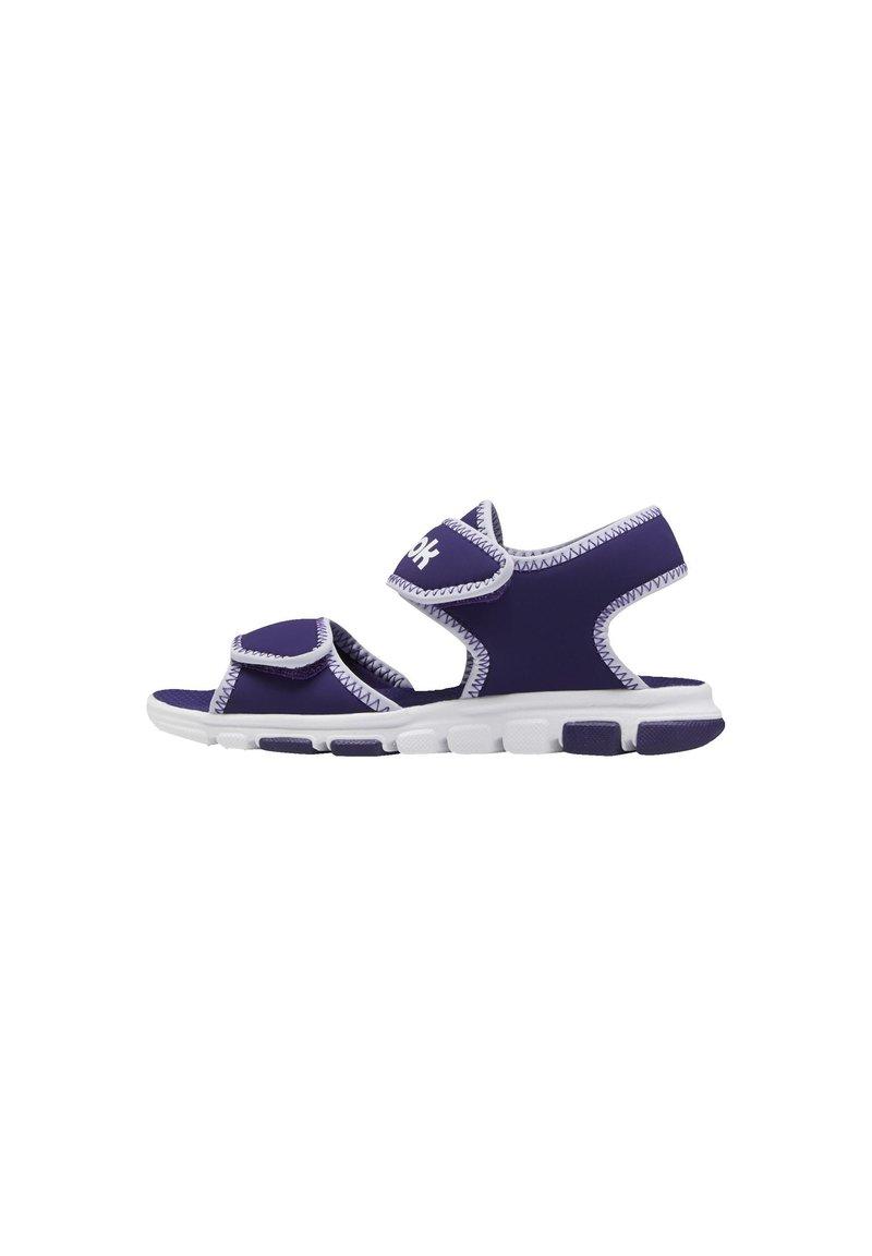 Reebok - WAVE GLIDER III SANDALS - Sandales - purple