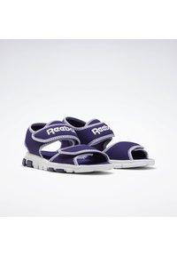 Reebok - WAVE GLIDER III SANDALS - Sandales - purple - 3