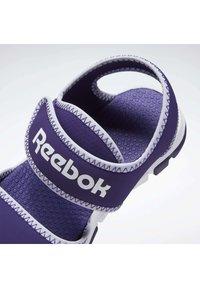 Reebok - WAVE GLIDER III SANDALS - Sandales - purple - 6