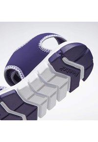 Reebok - WAVE GLIDER III SANDALS - Sandales - purple - 7