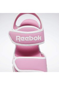 Reebok - WAVE GLIDER III SANDALS - Sandales - pink - 9