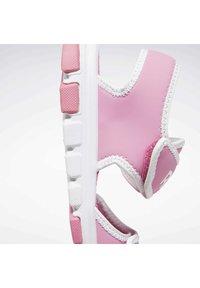 Reebok - WAVE GLIDER III SANDALS - Sandales - pink - 7