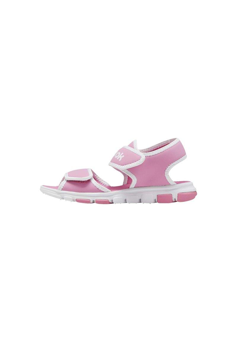 Reebok - WAVE GLIDER III SANDALS - Sandales - pink