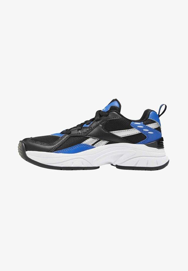 XEONA SHOES - Sportieve wandelschoenen - black