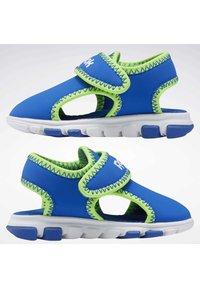 Reebok - WAVE GLIDER III SANDALS - Walking sandals - blue - 6