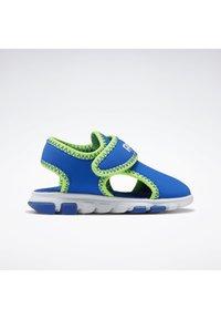 Reebok - WAVE GLIDER III SANDALS - Walking sandals - blue - 7