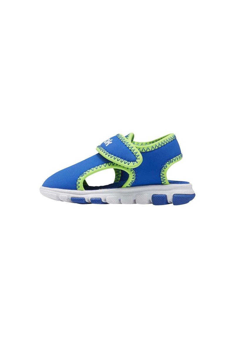 Reebok - WAVE GLIDER III SANDALS - Walking sandals - blue