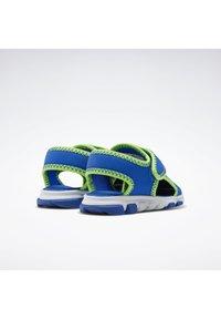 Reebok - WAVE GLIDER III SANDALS - Walking sandals - blue - 3