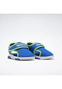 Reebok - WAVE GLIDER III SANDALS - Sandales de randonnée - blue - 4