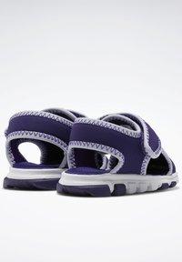 Reebok - WAVE GLIDER III SANDALS - Sandales de randonnée - purple - 3