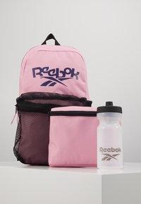 Reebok - KIDS LUNCHBOX SET - Batoh - jaspink - 8