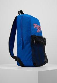 Reebok - KIDS LUNCHBOX SET - Batoh - blue - 4