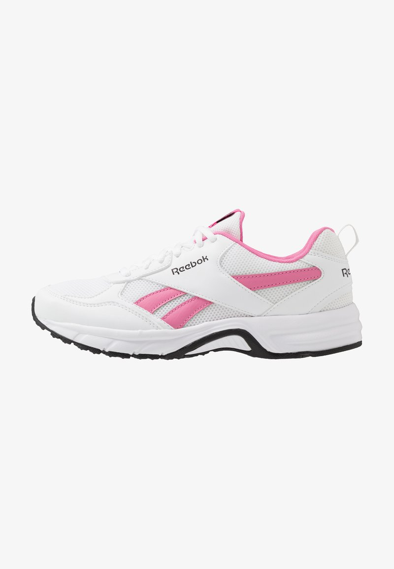 Reebok - PHEEHAN - Obuwie do biegania treningowe - white/posh pink/black