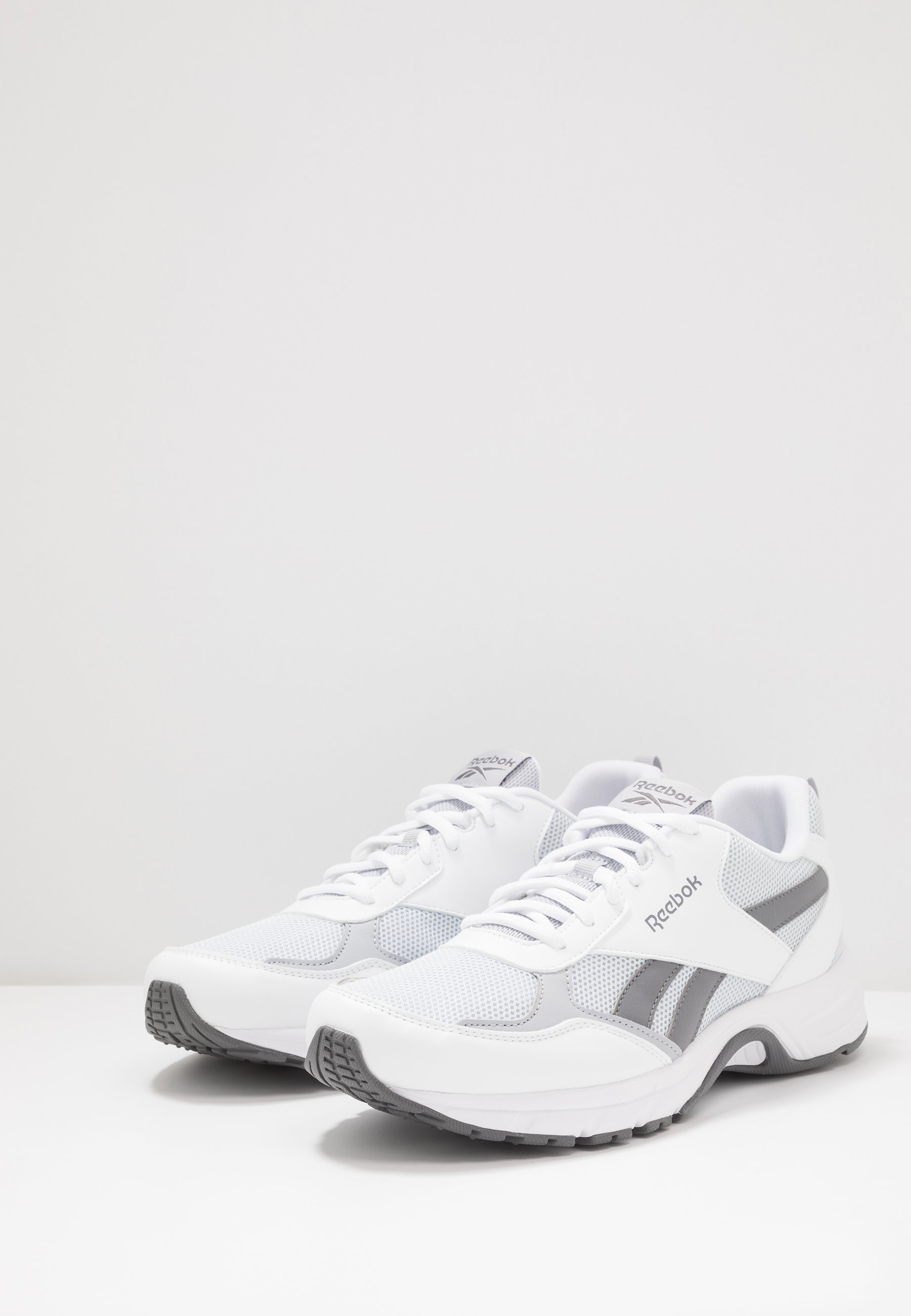 Reebok PHEEHAN - Neutral running shoes - white/grey/cold grey