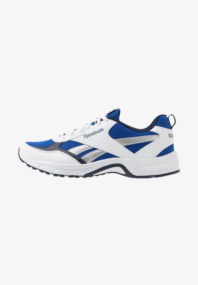 PHEEHAN - Zapatillas de running neutras - white/collegiate royal