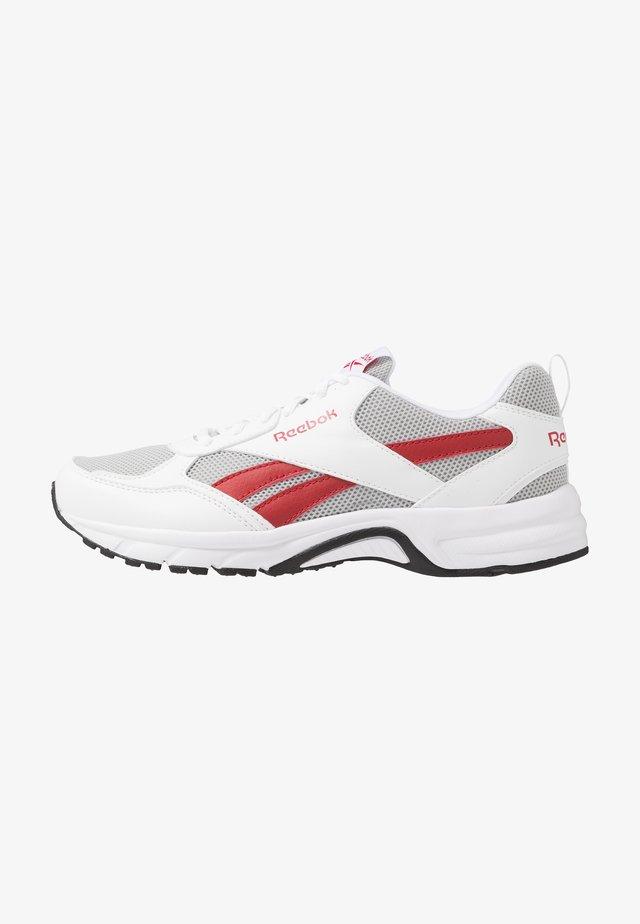 PHEEHAN - Zapatillas de running neutras - grey/red/white