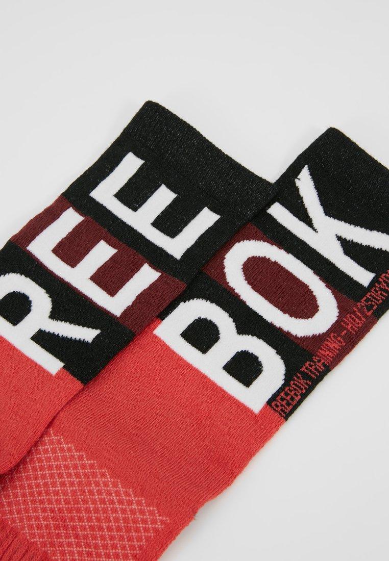 Reebok OST CREW SOCK - Sportsocken red