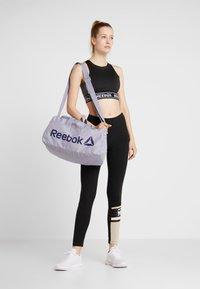 Reebok - ACT CORE GRIP - Sports bag - light grey - 5