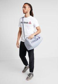 Reebok - ACT CORE GRIP - Sports bag - light grey - 1