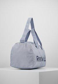 Reebok - ACT CORE GRIP - Sports bag - light grey - 3